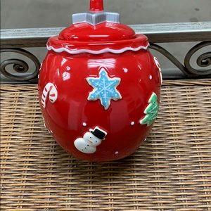 Hallmark Christmas Treats/Cookie Jar